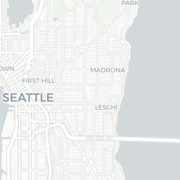 The most dangerous intersections in Seattle for bicyclists and